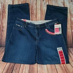 NWT Women's Lee Comfort Waistband Jeans